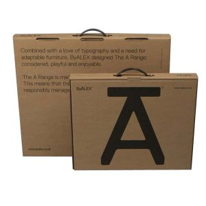 Custom Paper Gift Box with Plastic Handle | Packaging | Pinterest ...
