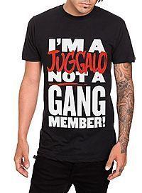 Insane Clown Posse Not A Gang Member T-Shirt
