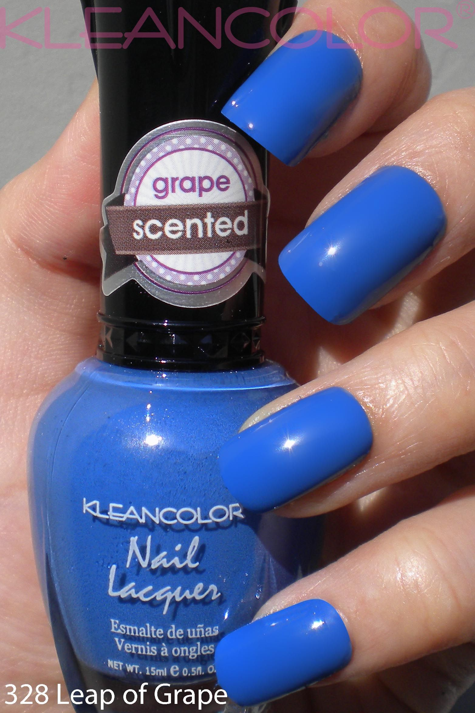 328 Leap of Grape #scentedpolish #fragrancepolish | Scented Nail ...