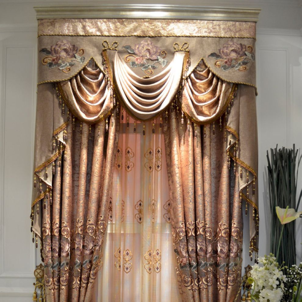 cool luxury curtains for living room with modern touch living