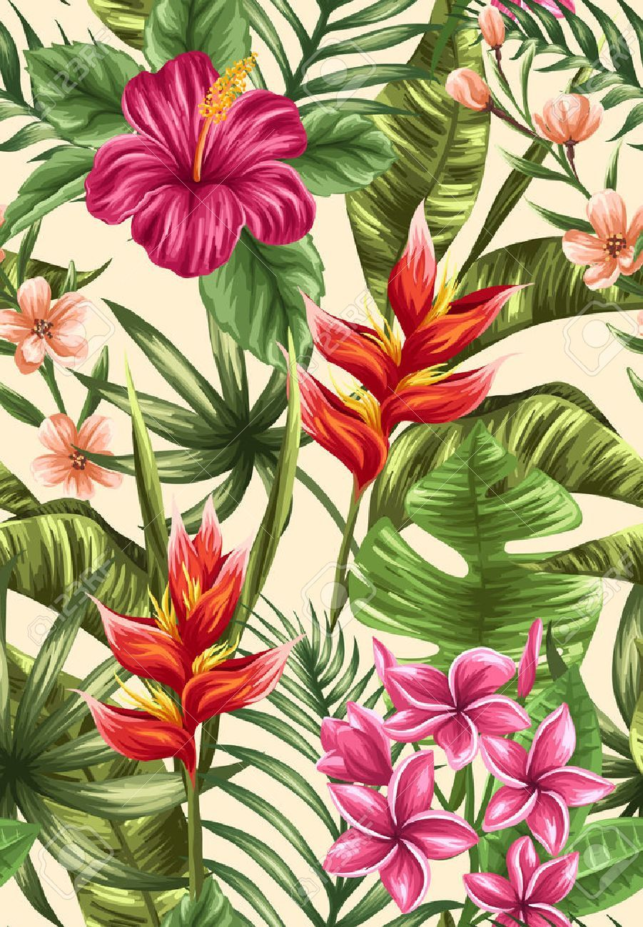 Stock Photo #tropicalpattern