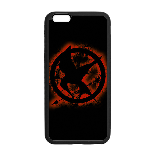 Hunger Games LOGO Case for iPhone 6 Plus