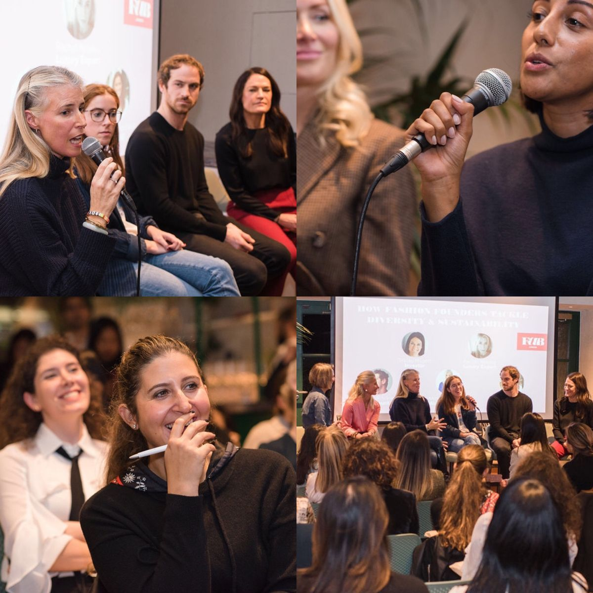 How change is coming about   In discussion with fashion and beauty founders  is part of Great entrepreneurs, Sustainable fashion, Ethical jewelry, London, Beauty, Empowerment - 3rd FaB Meeting in London An insightful conversation about sustainable fashion and disruptive beauty to foster change and share key practices for startups success  It was exciting to learn from…