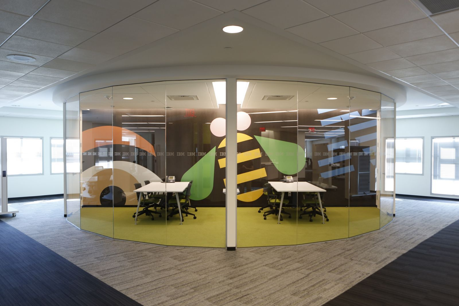 IBM Austin's New Studio: Putting Office Design to the Test | HT ...