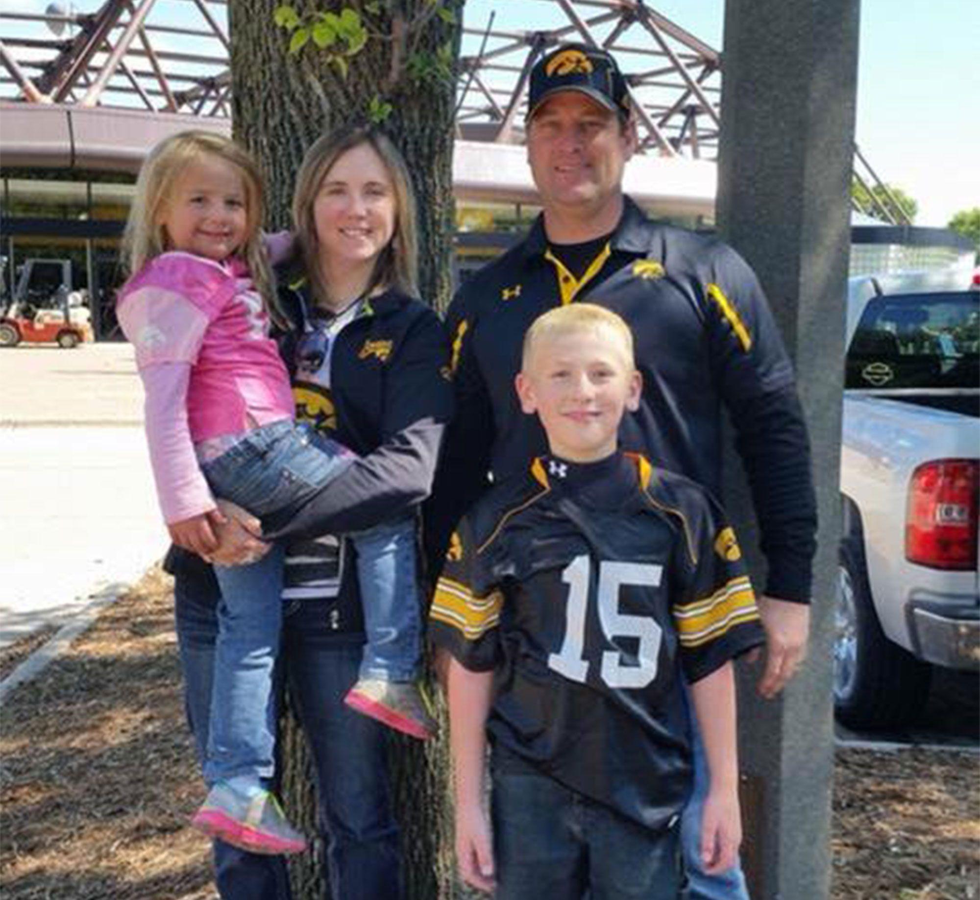 Iowa familyoffour found dead in their mexican condo