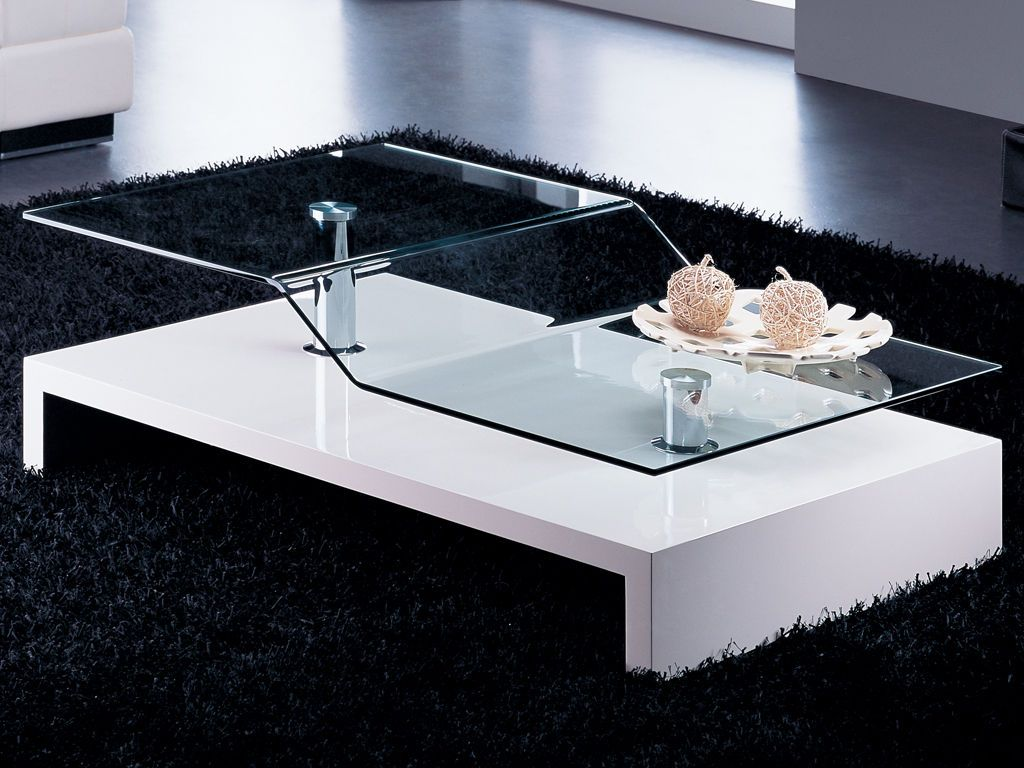 Ah5272 White Coffee Table 5272 At Home Usa Coffee Tables In 2021 Modern Glass Coffee Table Rectangular Glass Coffee Table Glass Table Living Room [ 768 x 1024 Pixel ]