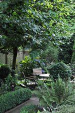 Сад Эверт в Германии