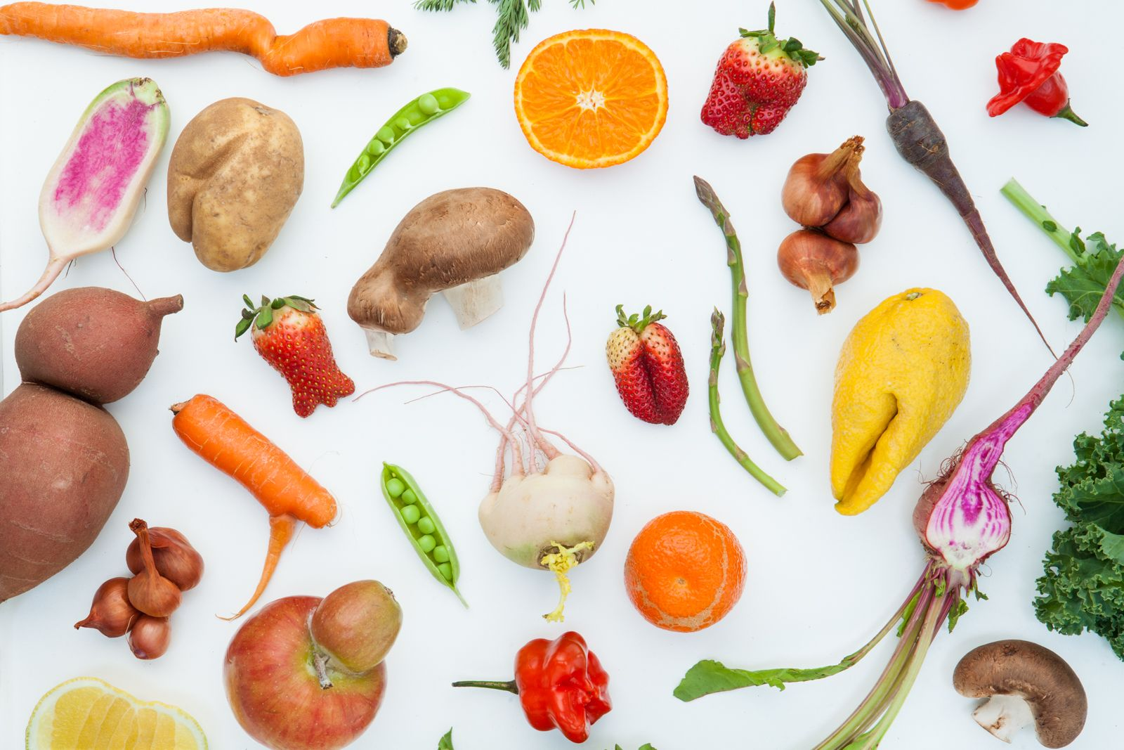 Imperfect Produce acquires produce/veg rejected simply