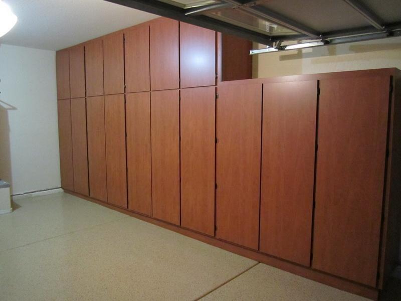 Storage Diy Garage Shelves Love This Idea To Hide Mix