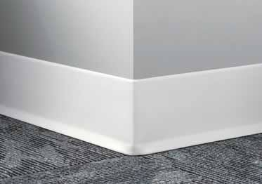 Johnsonite Rubber Wall Base Base Moulding Baseboards Floor Molding