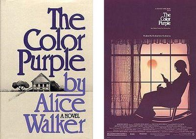My first copy looked like this! The Color Purple is a tale of ...