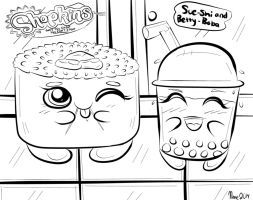 shopkins coloring pages google search