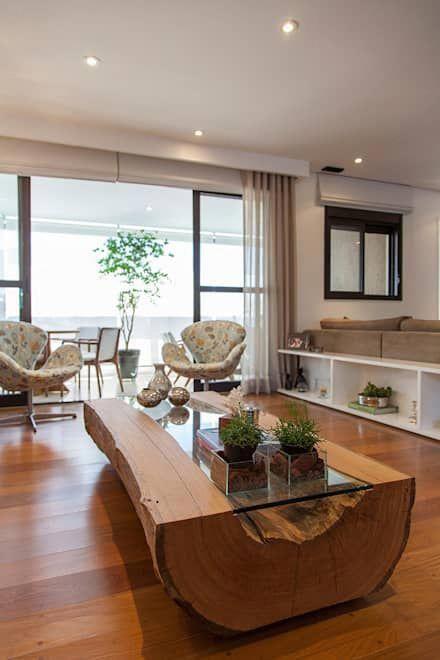 Photo of Holz für ein Paar, das gerne bekommt: rustikales Wohnzimmer …