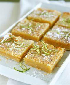 lulus kitchen key lime squares