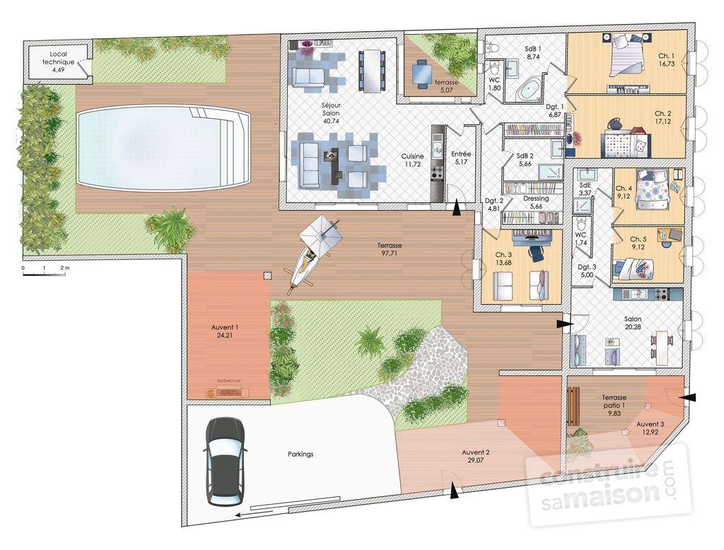 une maison en charente maritime en 2019 maison faire. Black Bedroom Furniture Sets. Home Design Ideas