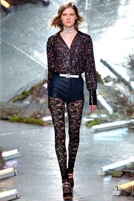 detalles sorprendentes de la semana de la moda de nueva york