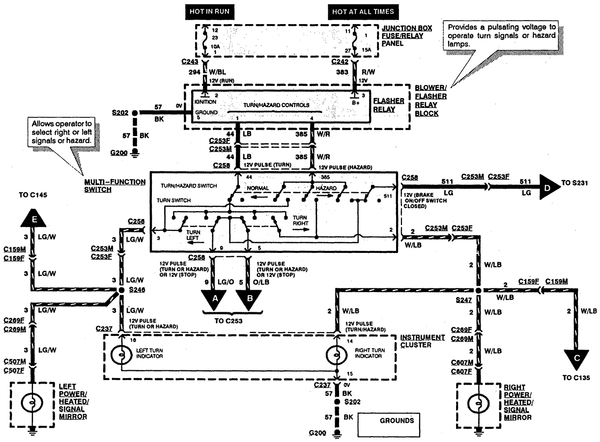 17 Great Ideas Of Ford Factory Amplifier Wiring Diagram