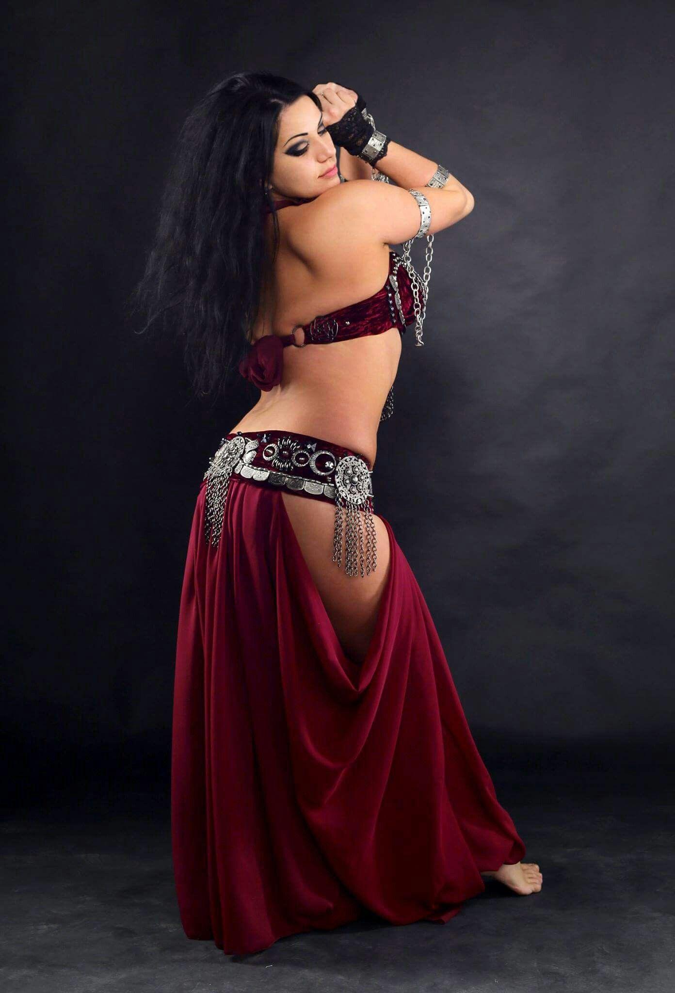 Арабские танцы живота фото сзади