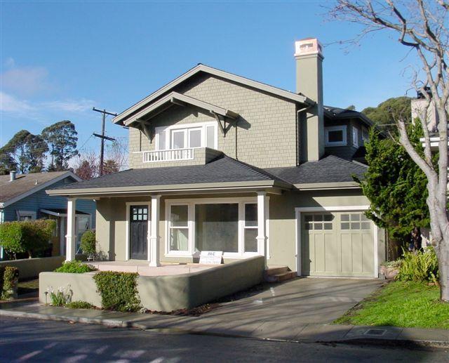 Remodel designed by Susan Cummins Residential Design. More info here:  http://santacruzconstructionguild.us/susan-dee-cummins