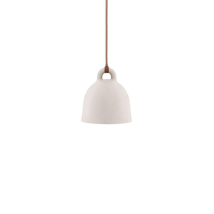 Bell lamp extra small sand BELYSNING   Fönsterlampor