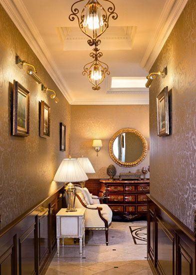 Dise o y hall de entrada puerta de entrada de decoraci n for Diseno decoracion hogar talagante