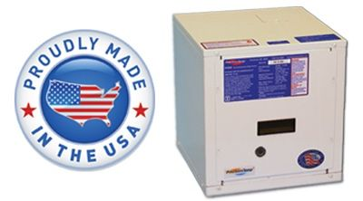 Precision Temp RV550 & RV550-NSP Tankless Water Heaters are Proudly Made in the USA!