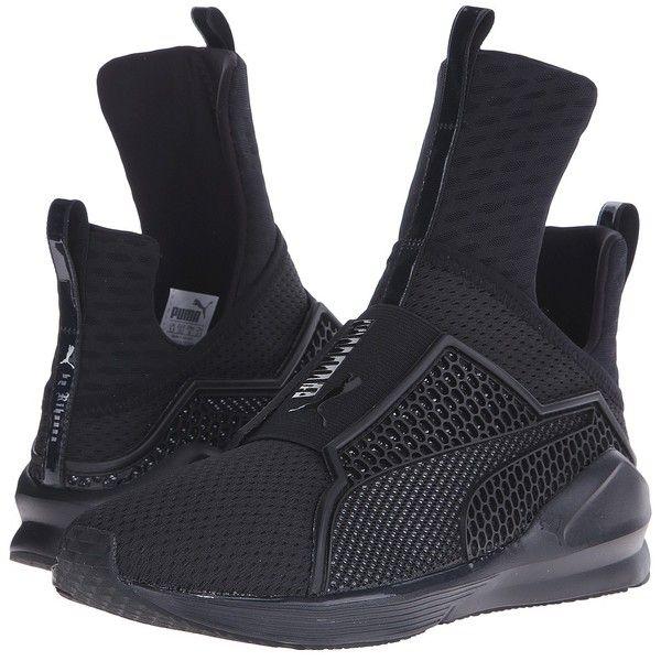 on sale 0ec8b 73f77 PUMA Fenty Trainer Women's Shoes ($180) ❤ liked on Polyvore ...