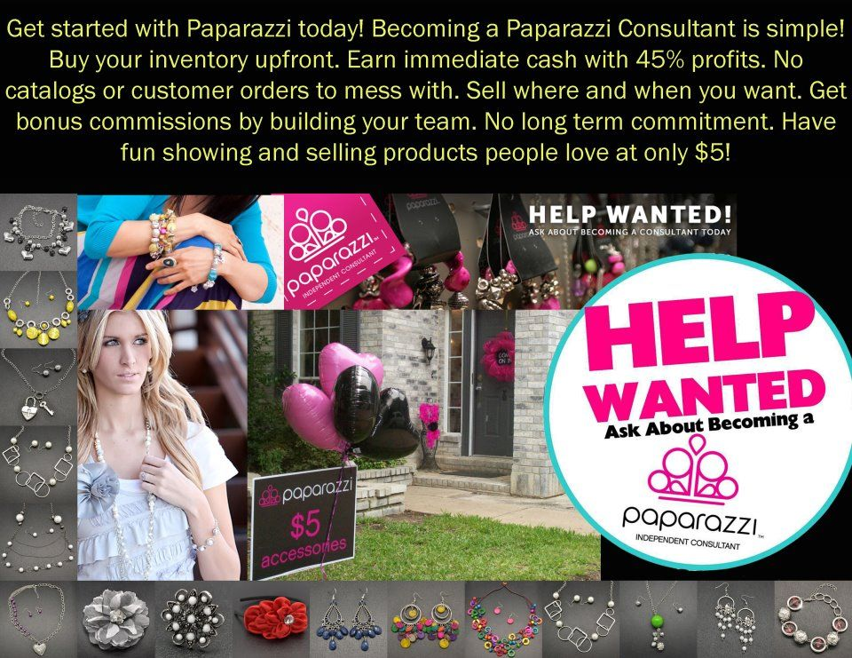 I am looking or people to join my team! Contact me for