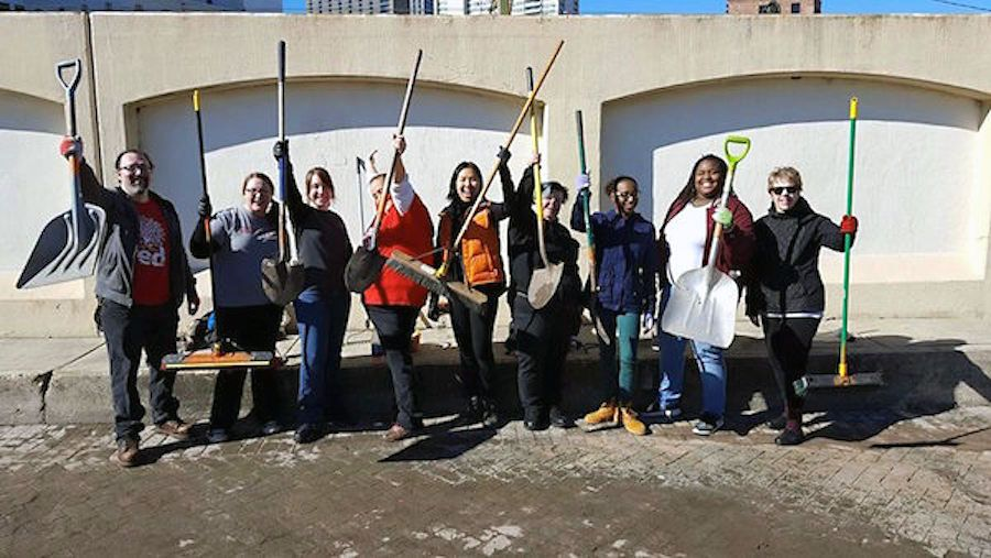 Apsu students complete over 200 hours of community service