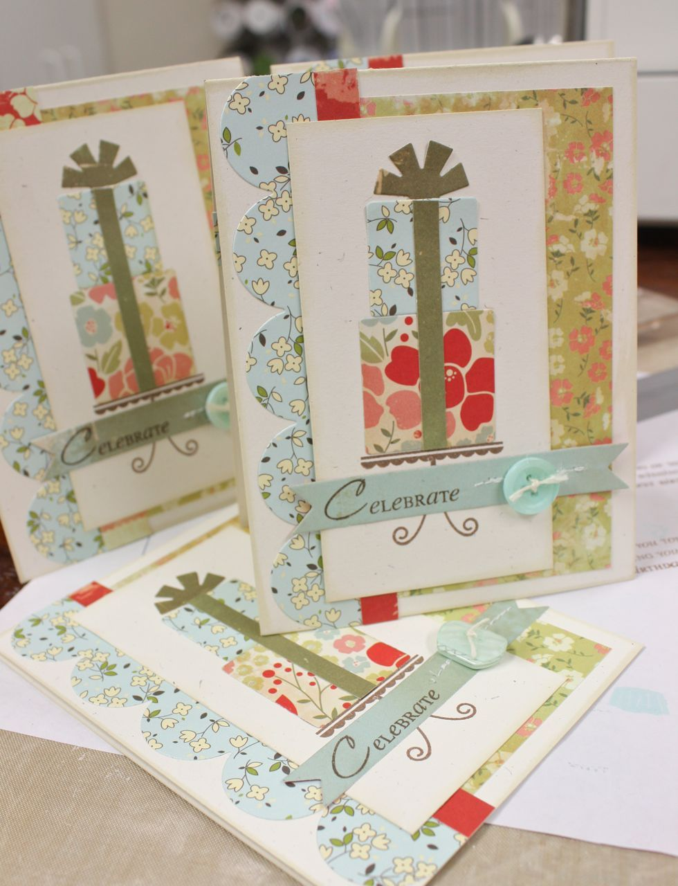 Mish Mash Birthday Package Cards