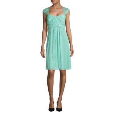 18fa050314 FREE SHIPPING AVAILABLE! Buy Scarlett Sleeveless Empire Waist Dress ...