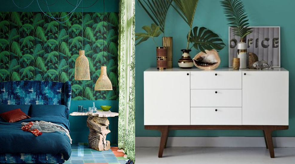 Tendance D Coration 2014 2015 Style N O Tropicale Exo Chic