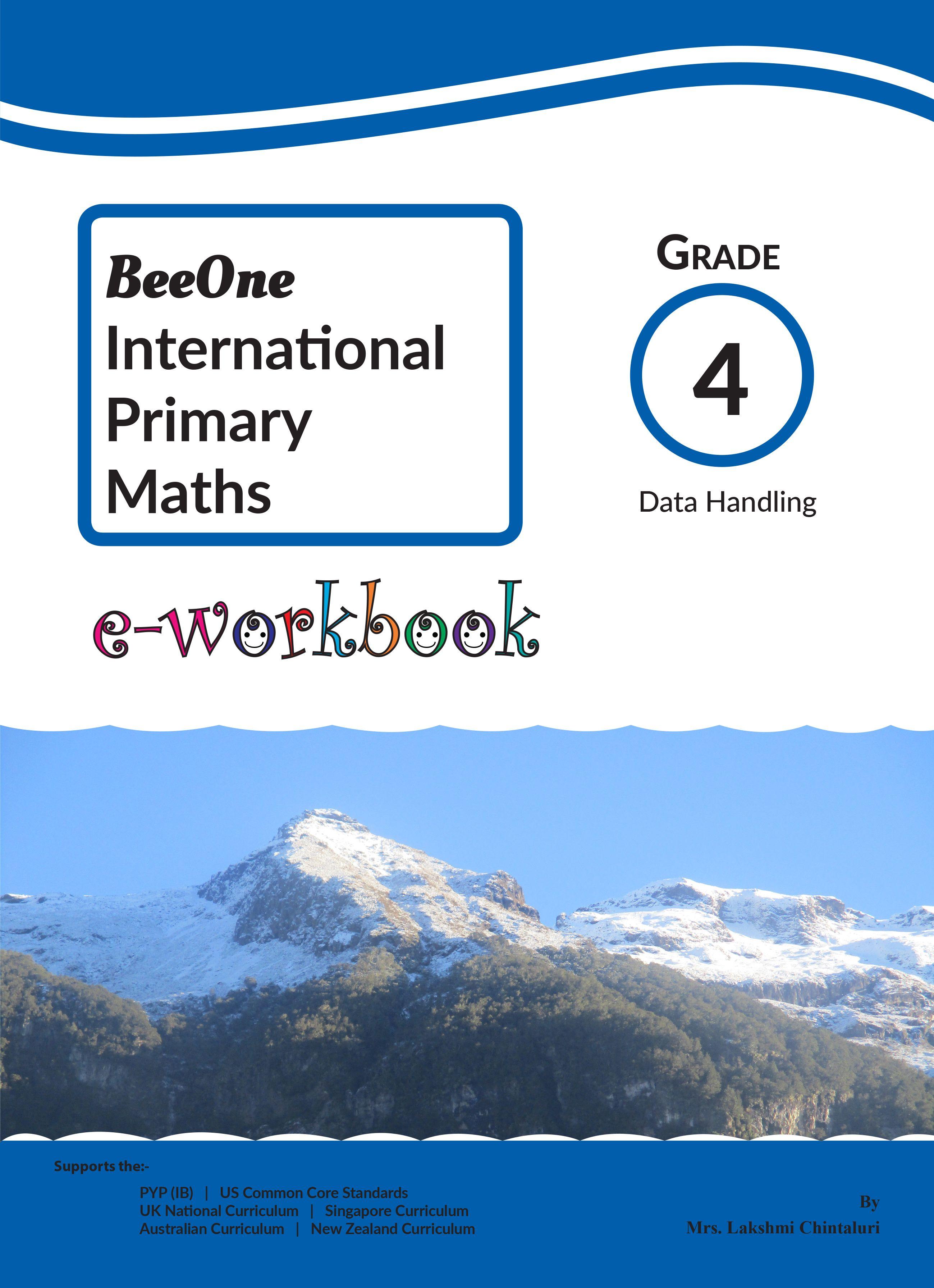 E Workbook For 1 3rd Grade Math 3rd Grade Math Worksheets Workbook [ 3582 x 2598 Pixel ]