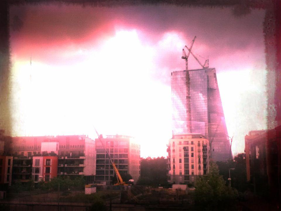 Himmel Remixed #542 - Frankfurt