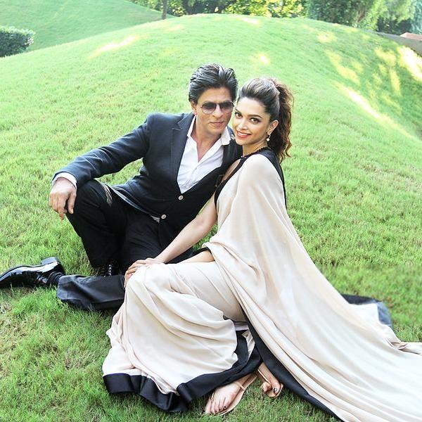 Shah Rukh Khan. Deepika Padukone. Chennai Express ...