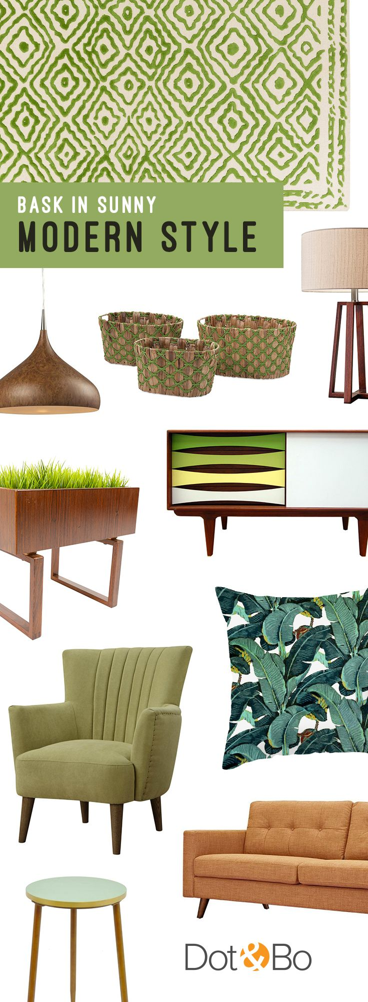 Modern Nature-Inspired Furniture & Décor | Shop Now at dotandbo.com