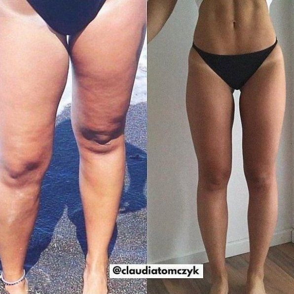 Woman transformed her body in 16 weeks without restrictive dieting #fitness #workout #fitnesstip #he...