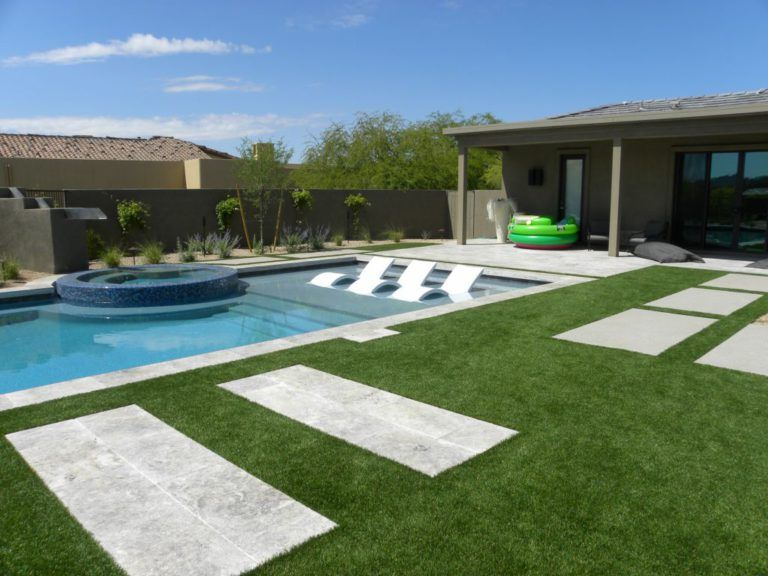 Silver Travertine Paver | Travertine pavers, Travertine ... on Travertine Patio Ideas id=27880