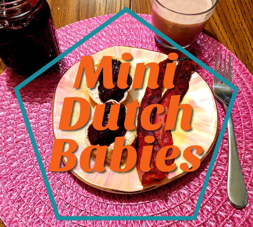 Dutch Babies, German Pancakes, Puffed Pancake... whatever ...