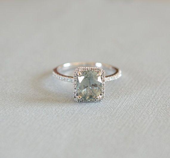 Alternative Engagement Rings On Pinterest Ruby Wedding