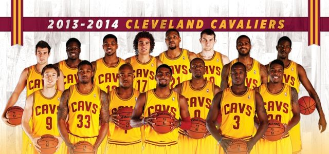 201314 Cavs (With images) Cavs, Cavalier, Cleveland