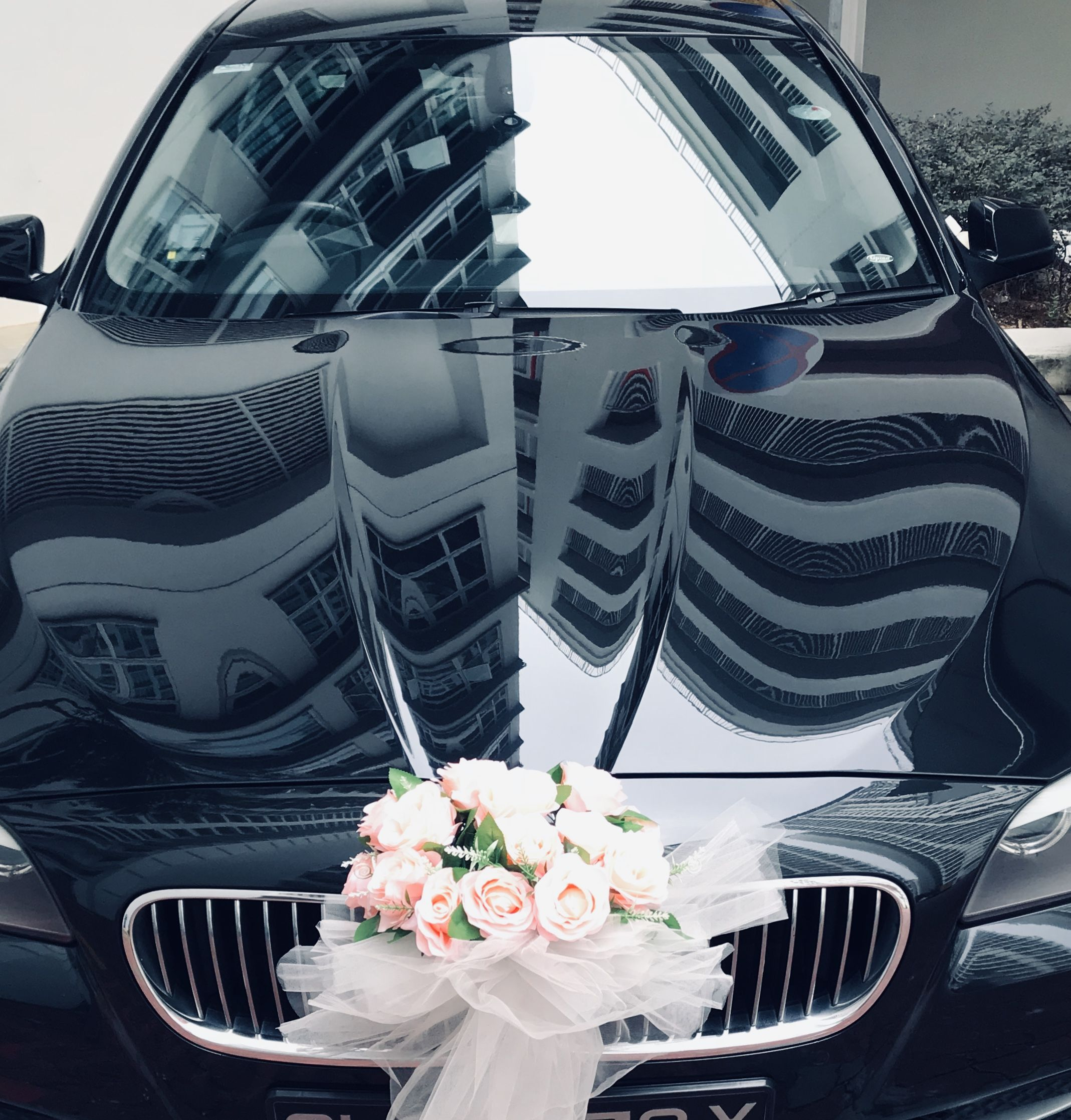 Exquisite Wedding Car Decoration Singapore Packages In 2019