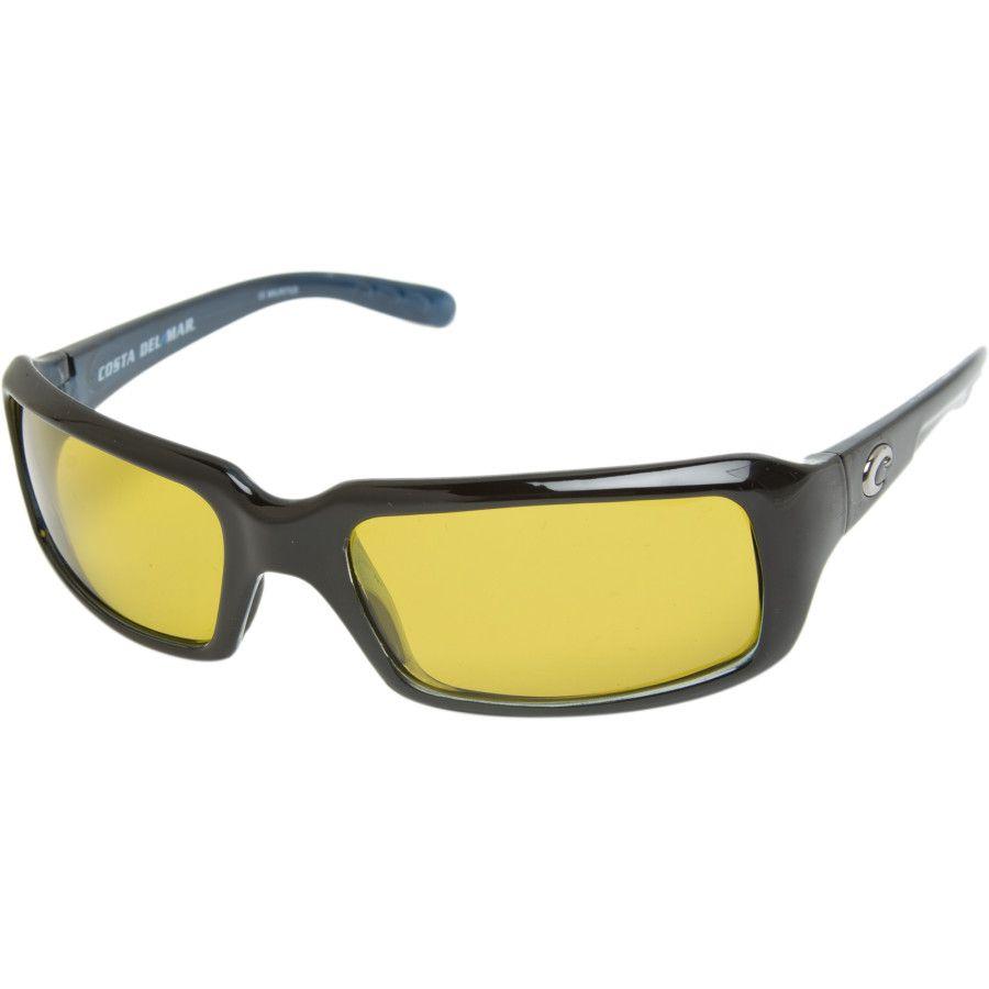 Costa Del Mar Switchfoot Polarized Sunglasses - Costa 400 Glass Lens - 2007