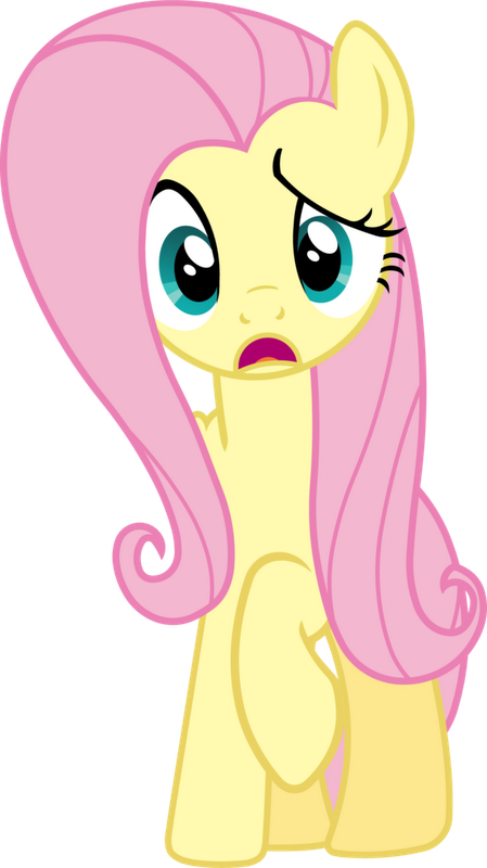 Fluttershy My Face All Of The Time Constantly Confused D My