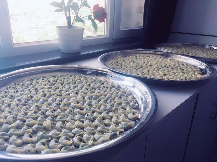 Afghan Food Ashak Food Afghan
