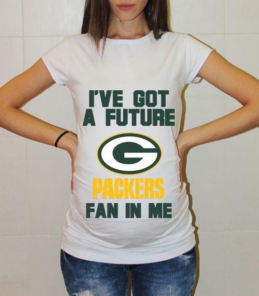 61336c5c Green Bay Packers Baby Green Bay Packers Shirt Boy by FreshBreak ...