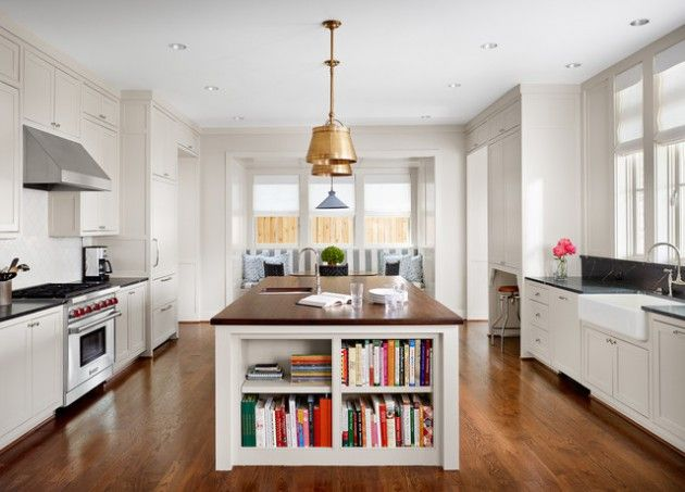 Großartig Ikea Kücheninsel Houzz Bilder - Küchen Ideen - celluwood.com
