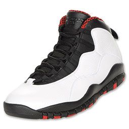 competitive price cc3d2 8ad4a The Jordan Retro 10 (X) Men s Shoes might remind you of the Air Jordan X.  With leather upper and some suede for durability, the retro Jordan s are  fairly ...