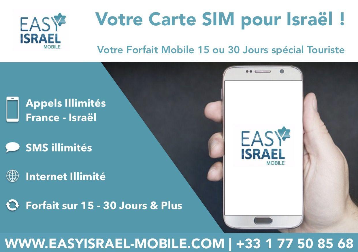 Le Prepaye A Prix Mini Chez Easyisrael Mobile