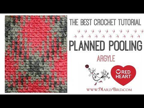 Planned Pooling Tutorial | Crochet | Pinterest | Häckeln, Häkeln und ...